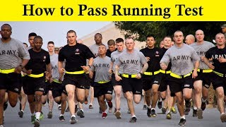 How to Pass Running Test (1.6Km Physical) in Pak Army - My Personal Experience