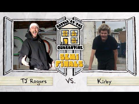 BATQ SEMIFINALS | TJ Rogers Vs. Kirby