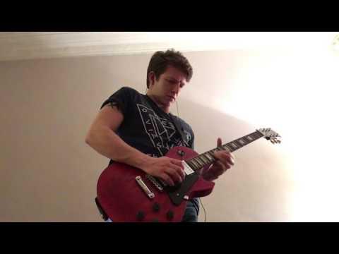 Perturbator - Future Club (Guitar Cover)