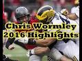 Chris Wormley 2016 Highlights