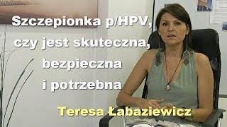 """Dowody ludobójstwa: """"Biała księga szczepień HPV"""" – Teresa Łabaziewicz"""