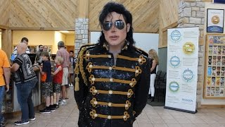 Michael Knight - Michael Jackson Tribute Artist at Legends in Concert  Video
