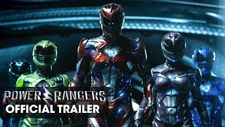 Trailer of Power Rangers (2017)