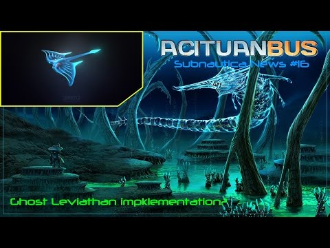 Ghost Leviathan is REAL! :: Subnautica General Gameplay