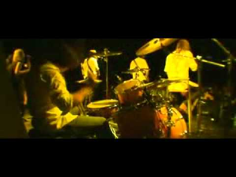 Blue Rocket - Černej Petr, koncert s Nazareth v zimě 2009