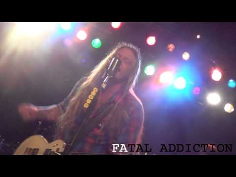 Fatal Addiction - Cowboy Up, CD Release Party @ Woolys