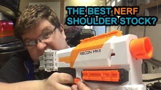 What is the best Nerf Stock?