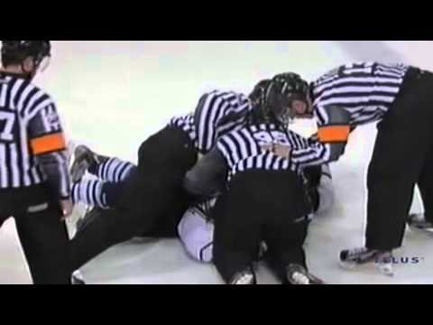 Kelly Bent vs. Thomas Gobeil