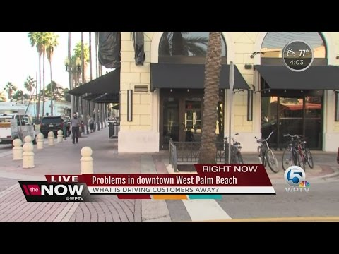 Video Problems in Downtown West Palm Beach