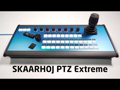 PTZ Extreme | the ultimate robotic system controller
