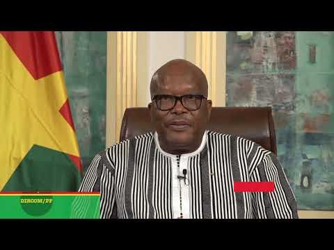 DECLARATION DE SON EXELLENCE MONSIEUR LE PRESIDENT DU FASO, CHAMPION DE l'UNION AFRICAINE POUR L'ÉLIMINATION DES MUTILATIONS GENITALES FEMININES-MGF-