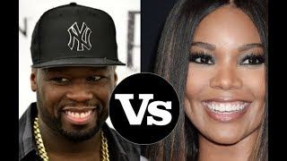 50 Cent RESPONDS to Gabrielle Union Blaming Him for Cancelling Her Show at BET 'I Have No Respect'