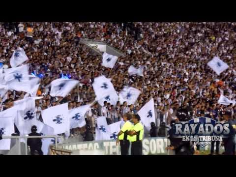 """""""Si nacieron hijos nuestros+Llevo un grande sentimiento Clasico 103"""" Barra: La Adicción • Club: Monterrey"""