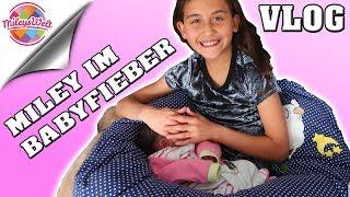MILEY IM BABYFIEBER - VLOG - Jeden Tag beim neuen Baby | Mileys Welt