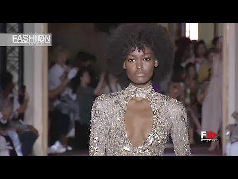 ZUHAIR MURAD Haute Couture Fall 2019 Paris - Fashion Channel