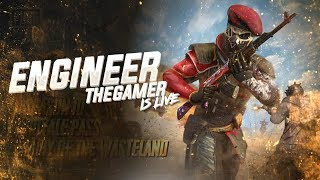 PUBG Mobile :  Rush Gameplay with Engineer | Like & Subscribe | 29Rs.to Join Tapri Gang.
