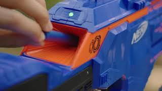 "Бластер Нерф Элит Инфинус NERF Elite Hasbro E0438 от компании Интернет-магазин ""Timatoma"" - видео"