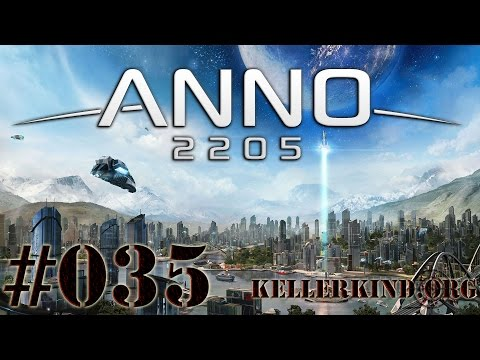 ANNO 2205 [HD|60FPS] #035 – Schlacht an der Prycomber Barrikade ★ Let's Play ANNO 2205