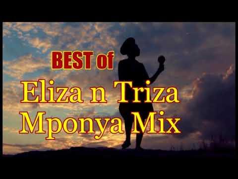 The Best of Eliza 'n' Triza Mponya Gospel Mix – DJChizzariana