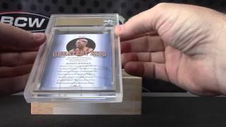 2015 Leaf Greatest Hits Basketball 2 Box Case Break