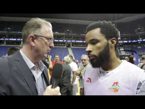 Awards Interview: Malcolm Delaney, Lokomotiv Kuban Krasnodar