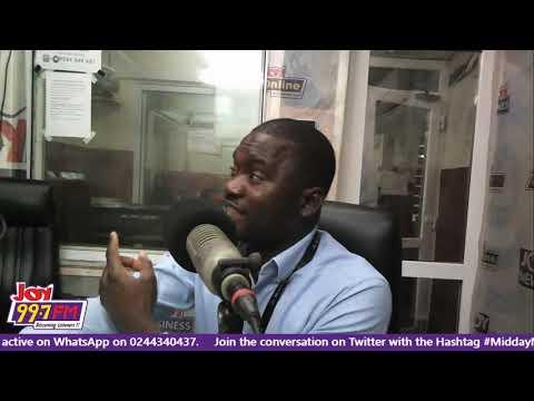 #MiddayNews on Joy FM (16-7-19)