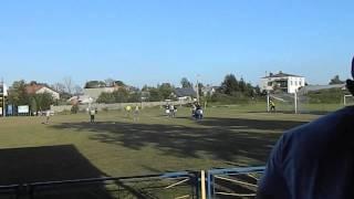 preview picture of video 'Gol Łukasza Śliwińskiego w meczu Nafta Jedlicze - Przełęcz PPMD Dukla'