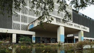 Exploring an Abandoned Navy Base - NSA New Orleans