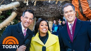 The Story Behind The 2019 Rockefeller Center Christmas Tree | TODAY