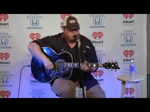 Luke Combs Sings Best Of Me