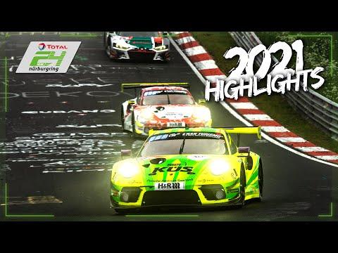 ニュルブルクリンク24時間レース 2021 ハイライト動画
