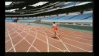 preview picture of video 'Liu Xiang Nike Ad Beijing 2008'