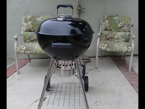 Unboxing & Review of the Member's Mark Kettle Grill