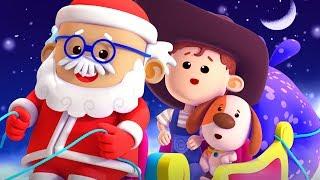 Jingle Bells Jingle Bells | Christmas Carol | Xmas Song | Christmas Video By Little Eddie