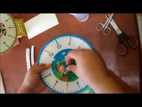 Reloj de aprendizaje