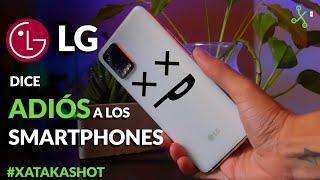 LG ya no hará CELULARES: los mejores móviles de su HISTORIA en TRES MINUTOS