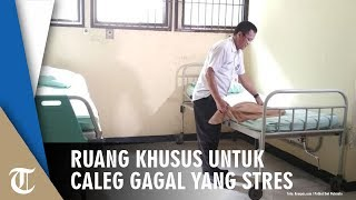 Caleg Gagal yang Stres Disiapkan Ruang Khusus di RSUD Kudus