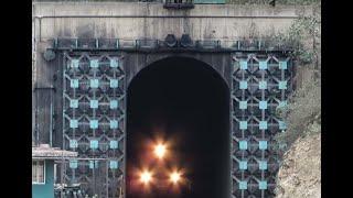 Ferrosur Túnel No.4 (El mexicano) #4715, #4426, remotas #4406 #4409