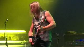 Flying Colors - Bombs Away - Live @ 013, Tilburg, 2014