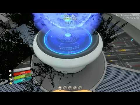 Subnautica Scanner Room Camera Stalker – Subnautica, this game is gorgeous and lots of fun, we have to survive in an alien ocean!