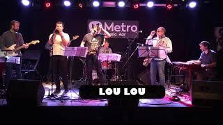 Video Funky Mama, Lou Lou band, Metro Music bar Brno