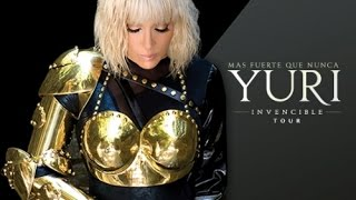 Invencible-Yuri (Tour Invencible 2015)