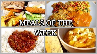 MEALS OF THE WEEK ~ FAMILY OF FIVE ~ #34