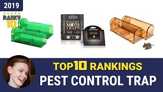 Best Pest Control Trap Top 10 Rankings, Review 2019 & Buying Guide