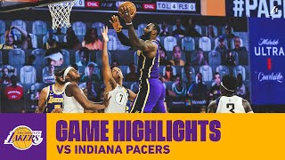 HIGHLIGHTS | LeBron James (31 Pts, 8 Reb, 7 Ast) Vs Indiana Pacers