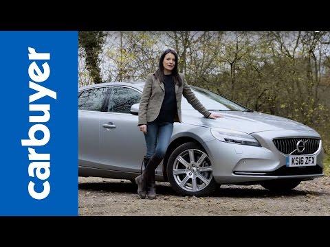 Volvo V40 in-depth review - Carbuyer