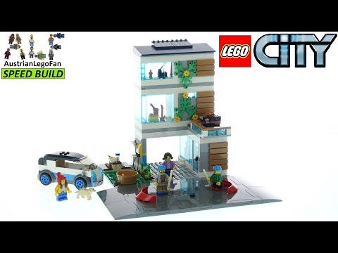 Vidéo LEGO City 60291 : La maison familiale