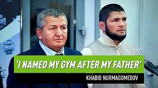 'My training camp against Ferguson will start here': Khabib opens gym in Dagestan