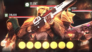 FAST FLAWLESS CARD WITH BLUNT AND KODY (CAULDRON)