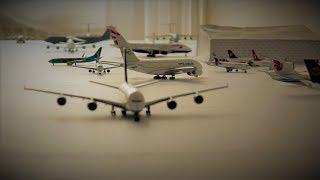 Mein Flughafen im Bau #6 / Die Stellprobe